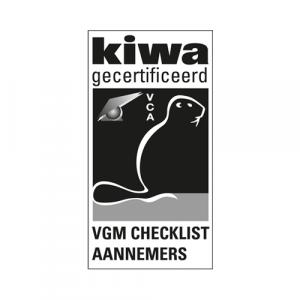 Certificering Bouwgroep Horsman & co - VGM Checklist Aannemers