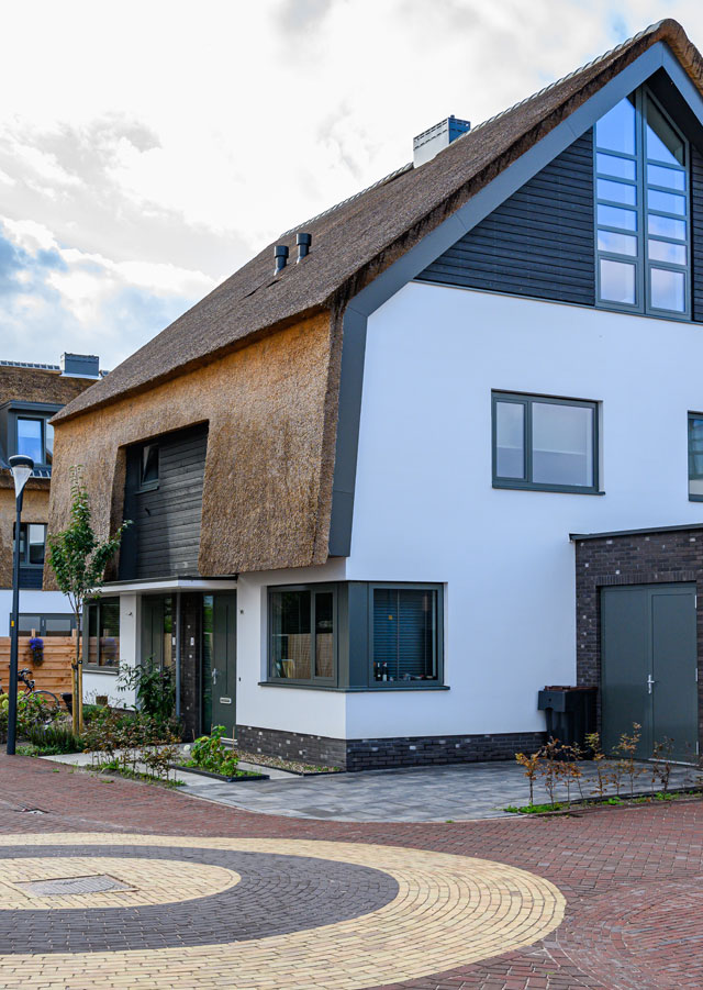 Woningbouw Bouwgroep Horsman & co