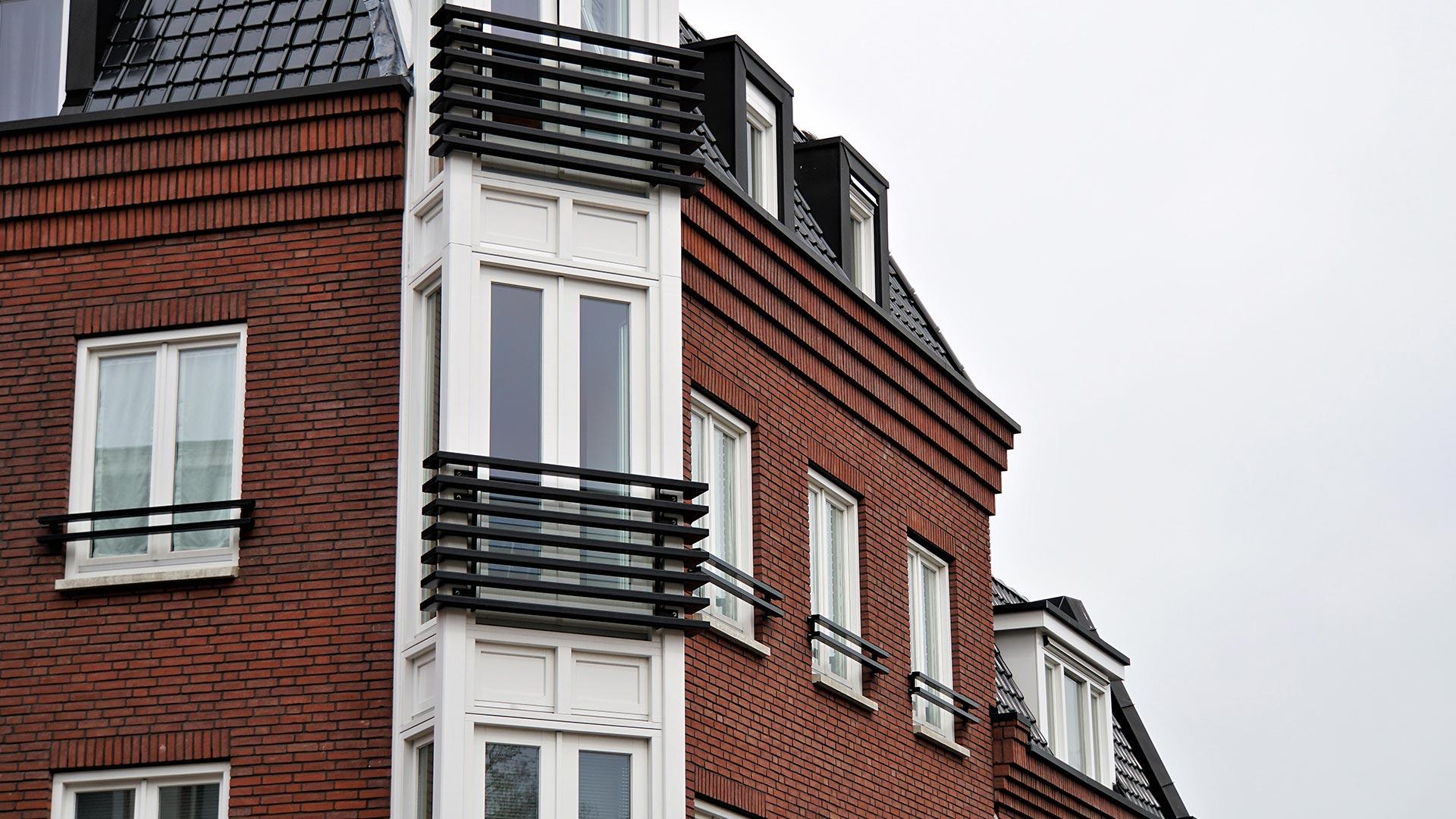 Bouwgroep Horsman & co project Schoterweg Haarlem