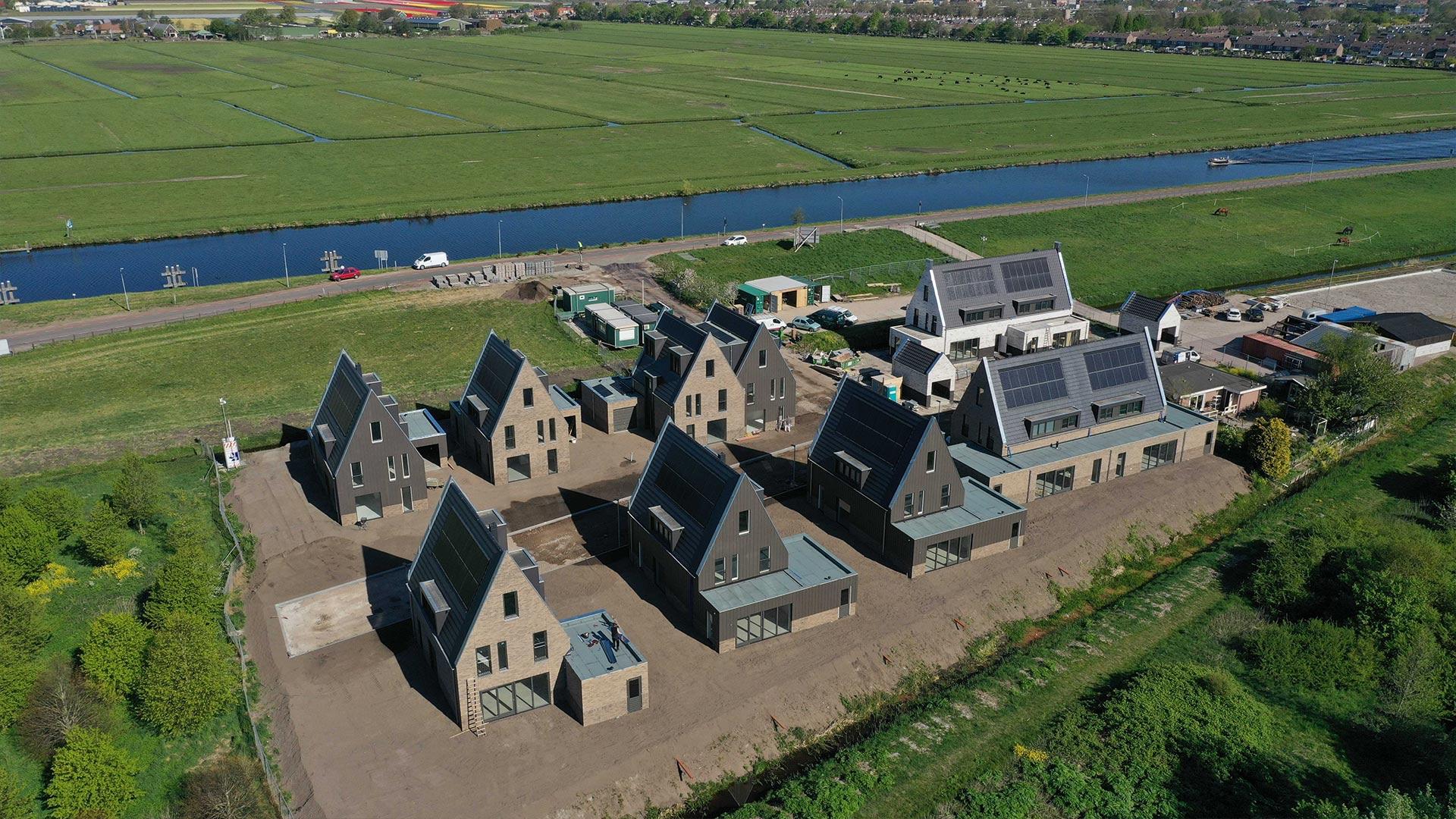 Bouwgroep Horsman & co project Quirina Hoeve Haarlemmermeer