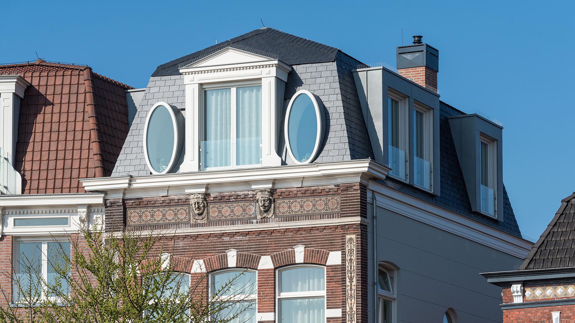 ontwikkeling SpaarneKroon Haarlem project Bouwgroep Horsman en co Lisse