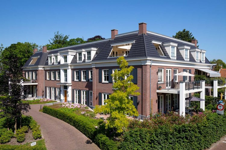 project Laurier Warmond Bouwgroep Horsman en co
