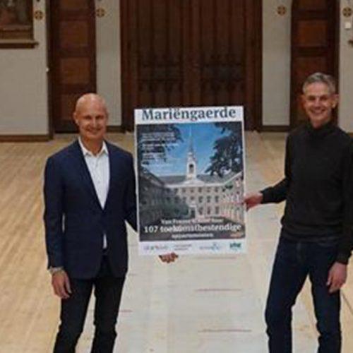 Magazine Mariëngaerde - Bouwgroep Horsman & co